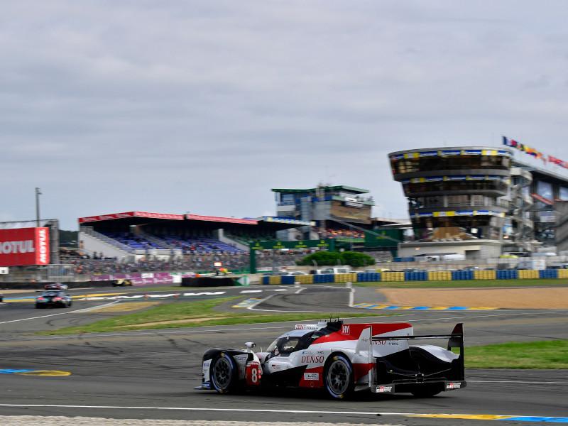 Le Mans 24 Hours 2018