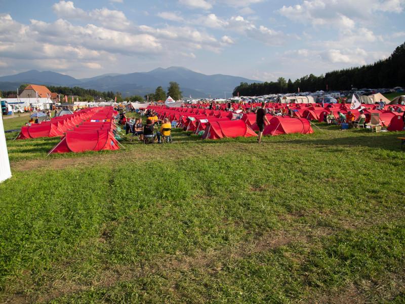 The Fans Village