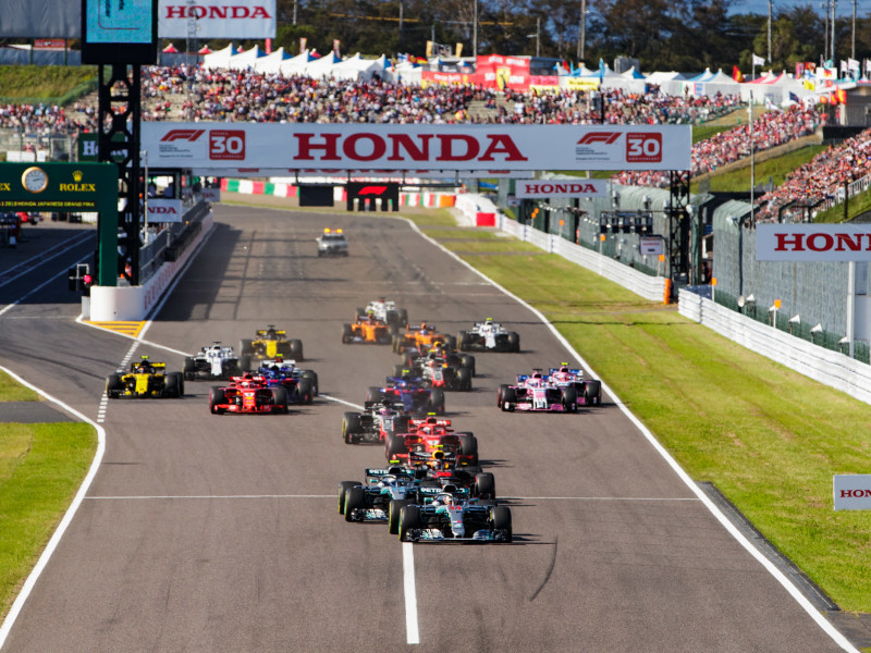 Suzuka hosts one of F1's favourite Grand Prix