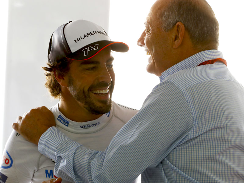 Alonso's return to Mclaren was a quest to turn the fallen giant back towards the front of the grid