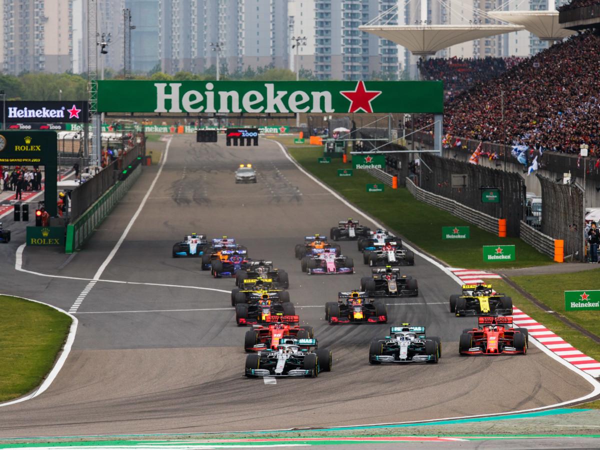 Yas Marina hosts Formula 1's season finale