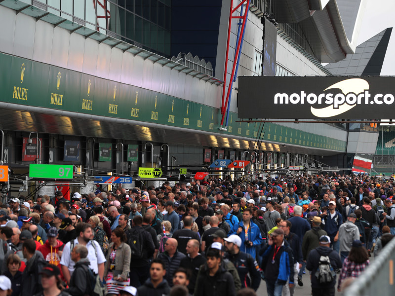 Silverstone will host the 2019/20 opener