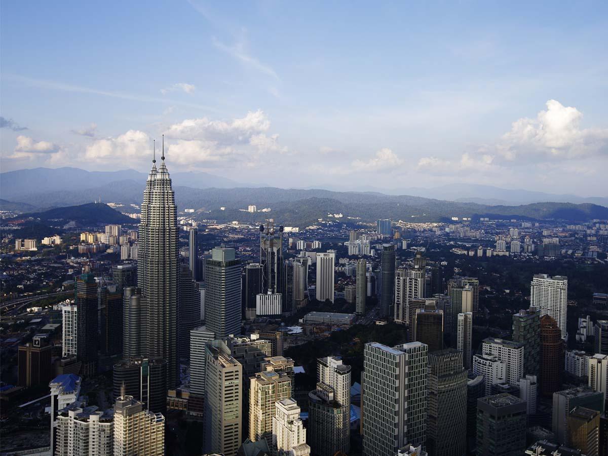 Kuala Lumpur is Malaysia's vibrant capital