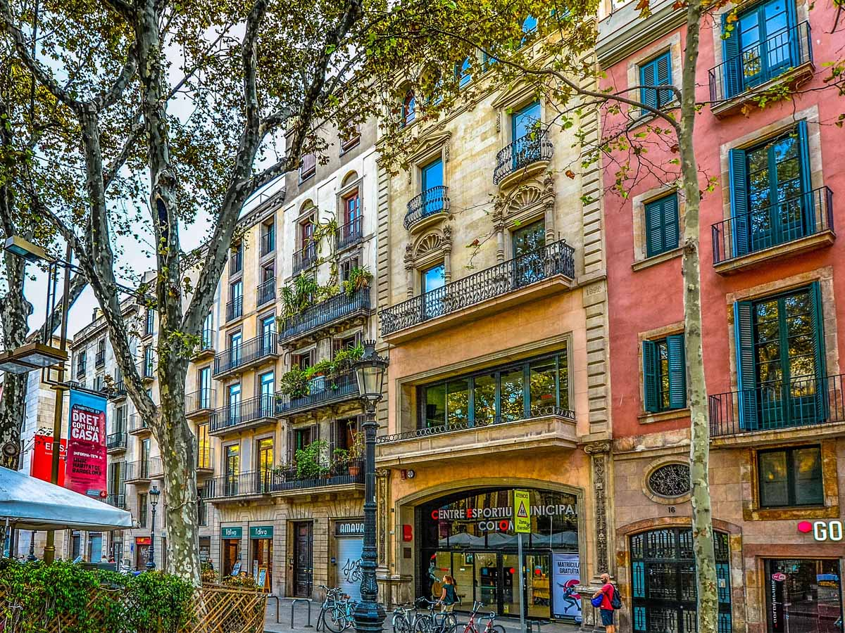 Barcelona is one of Europe's finest cities