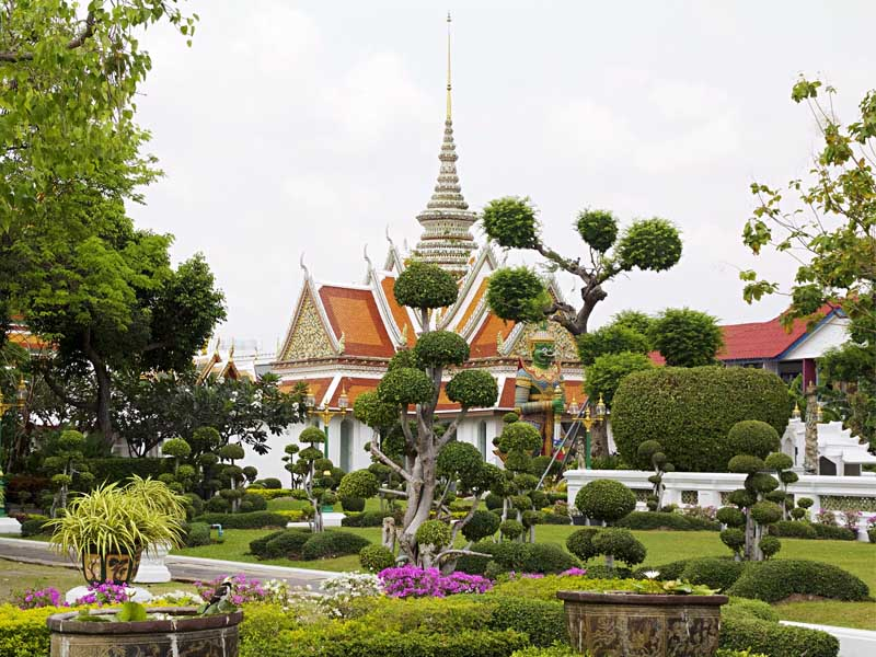 Bangkok's temples are a must-visit