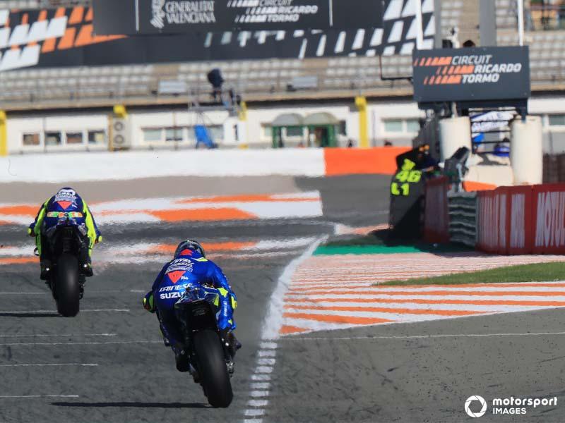The season comes to a close at the Ricardo Tormo track