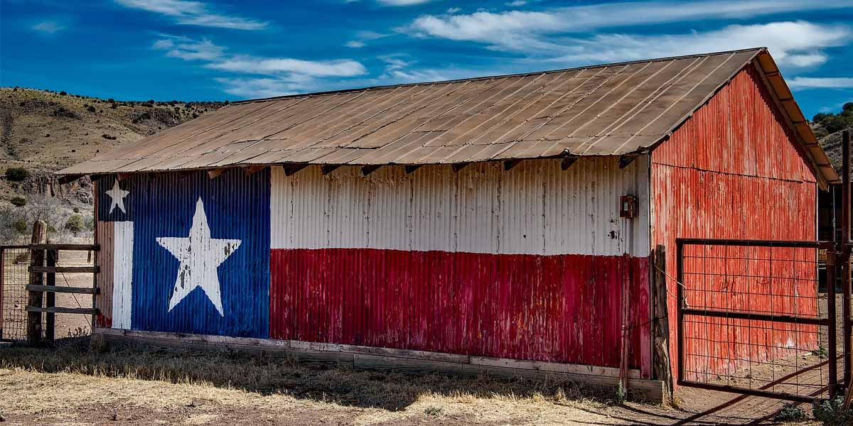 There's plenty to see and do throughout the lone star state