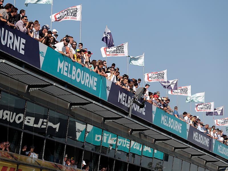 Melbourne in its late summer sun is a perfect location to kick-start the Formula 1 season