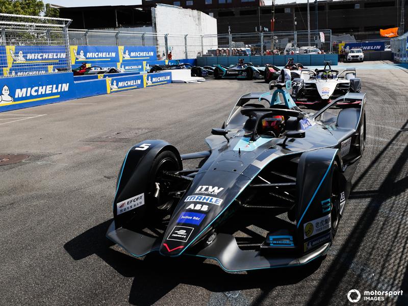 HWA took Mercedes FE slot in 2018/2019