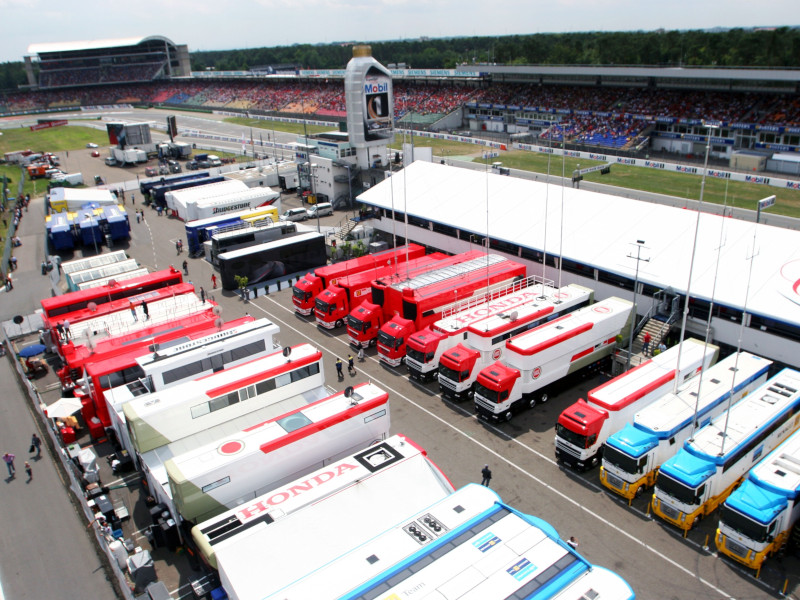 Old circuits like Hockenheim belong on the F1 Calendar