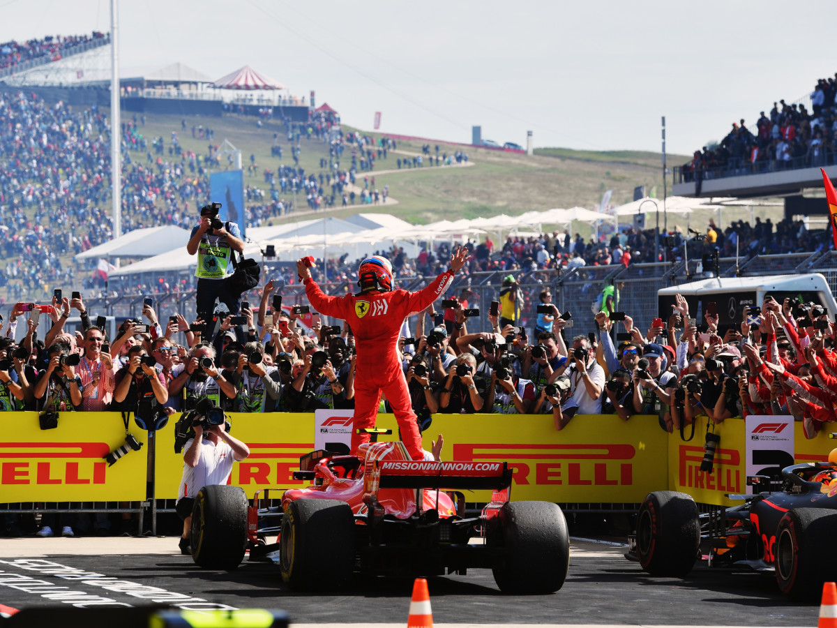 Last years' race saw a popular win for Scuderia Ferrari's Kimi Raikkonen