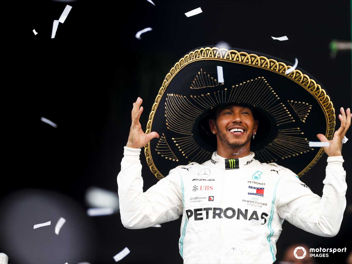 Lewis Hamilton stands on the brink of title six