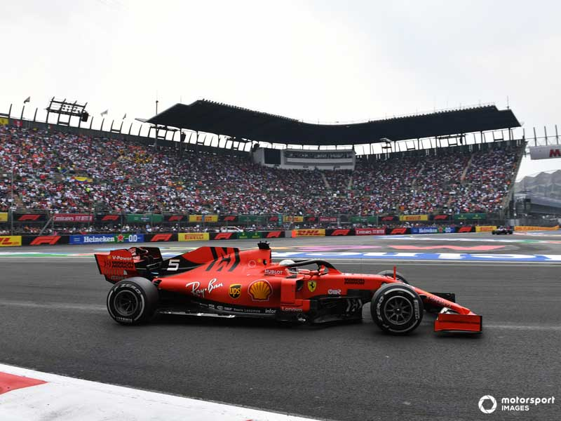 More pole positions, but no wins for Ferrari